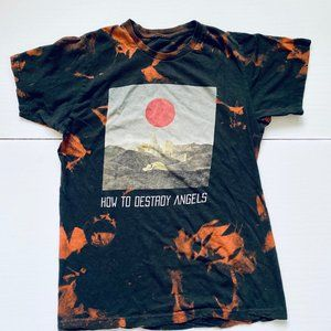 How To Destroy Angels Band Tee